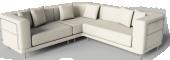 Tylosand Corner Sofa3D View