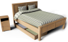 Aspelund Double Bed3D View