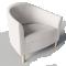 Tullsta Armchair3D View