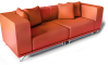 Tylosand 3 Seat Sofa Bed3D View