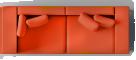 Tylosand 3 Seat Sofa BedOben