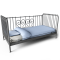 Meldal Single Bed3D View