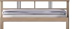 Dalselv Bed 160Vorne