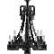 Zénith Noir 18L LongArrière