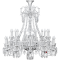 Zenith Chandelier 24L3D View