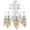 Zenith Charleston Chandelier 8L3D View