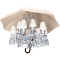 Marie Coquine Chandelier 12L White lampshade3D View