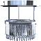 Lady Crinoline chandelier Classic 1 module3D View
