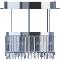 Lady Crinoline chandelier Classic 1 moduleFace