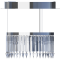 Lady Crinoline chandelier Classic 1 moduleDroite