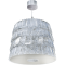 Tuile de Cristal Chandelier Medium size Piccadilly3D View