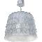 Tuile de Cristal Chandelier Medium size Frozen3D View