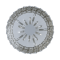 Tuile de Cristal Chandelier Medium size FrozenOben
