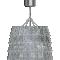 Tuile de Cristal Chandelier Medium size FrozenLinks