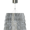 Tuile de Cristal Chandelier Medium size FrozenRechts