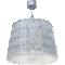 Tuile de Cristal Chandelier Large size Frozen3D View