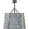 Tuile de Cristal Chandelier Large size FrozenBack