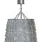 Tuile de Cristal Chandelier Large size FrozenLeft