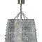 Tuile de Cristal Chandelier Large size FrozenRight