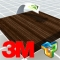 3M DI NOC Architectural Finish FW 653 Fine WoodPREVIEW