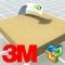 3M DI NOC Architectural Finish WG 453 Wood GrainPREVIEW