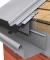 VMZINC® Standing seam roofLeft