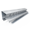 Bandeau de faitage ventilee  BFV2  Hauteur 453D View
