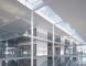 Verriere modulaire lineaire et atrium lineaire3D View