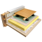Sarnafil TG66F protection Platelage bois support bois3D View