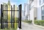 Pedestrial swing gate STEM (1 door)Arrière