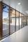 Curtain Wall - KADRILLE AA100 50mm Horizontal TapeBack