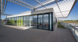 Curtain wall - KADRILLE AA100 50mm Drainage by Volume Glassware3D View