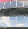Brise - soleil à lames clipsables pose verticaleDetail