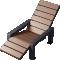 Assemblage Chaise Longue3D View