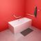 Bathroom sceneOben