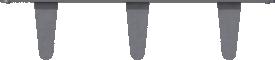 Heavy duty multy purpose stainless steel coat racks Top