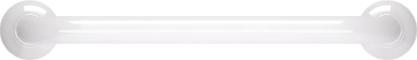 Straight grab bar, 400 mm, White Epoxy-coated Aluminium, tube Ø 30 mm 4Vorne