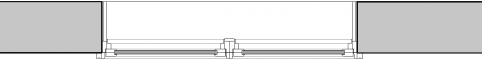 Window Push Out Awning Combination 2Wx2HTop