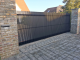 Sliding gates CR Radiato3D View