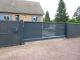 Sliding gate  CA Aluette TwisterTECHNICAL AXO