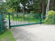 Sliding gate CA Taurus3D View