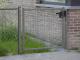Single swing gate Bardo & Grace3D View