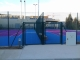 Portillon tennis3D View