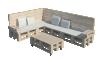 Palette Wood Furniture 33D View