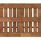 Palette Wood Bed FBack