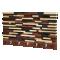 Palette Wood Clothes Hanger3D View