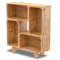 Palette Wood Shelves 53D View