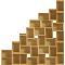 Palette Wood Wall Shelf 9Front