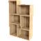 Palette Wood Wall Shelf 113D View