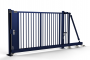Self supporting sliding gate ALLIXRight